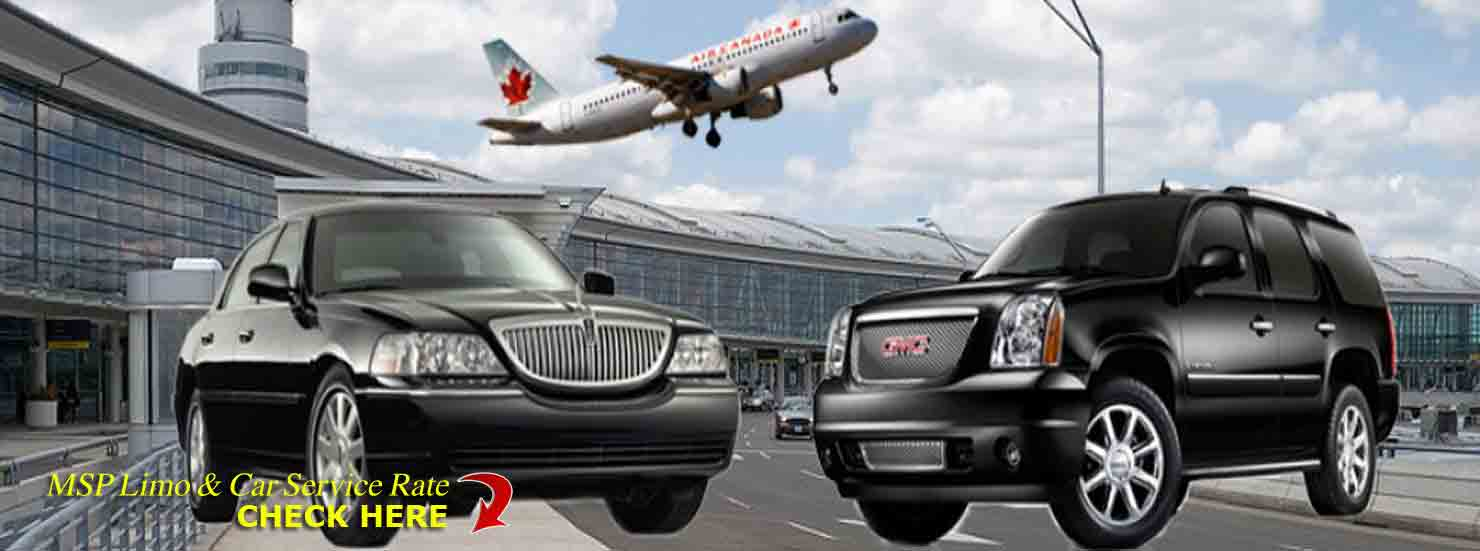 Airport Car Service Minneapolis